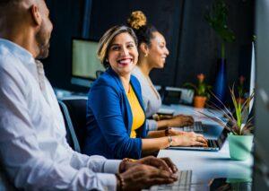 victoria Staffing consultant management