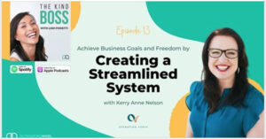 streamlined systems for small business