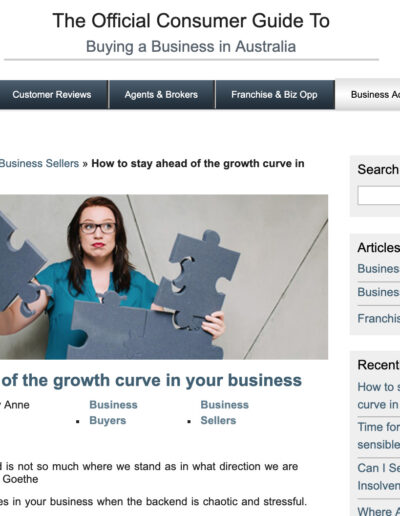 managing growth in business