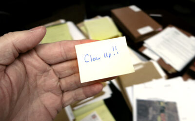 4 Ways To Keep Your Business Filing Organised Online